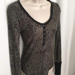 We The Free S Thermal Henley Top